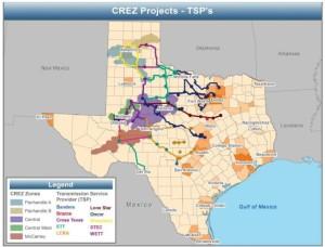 Texas CREZ